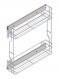 S15 Cargo basket Insert for Kitchen Cabinets