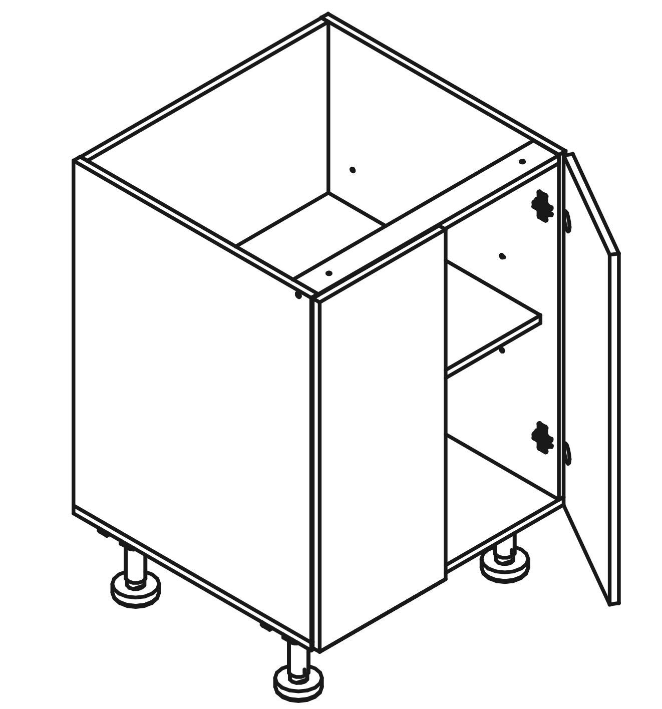 S60 Body Diagram