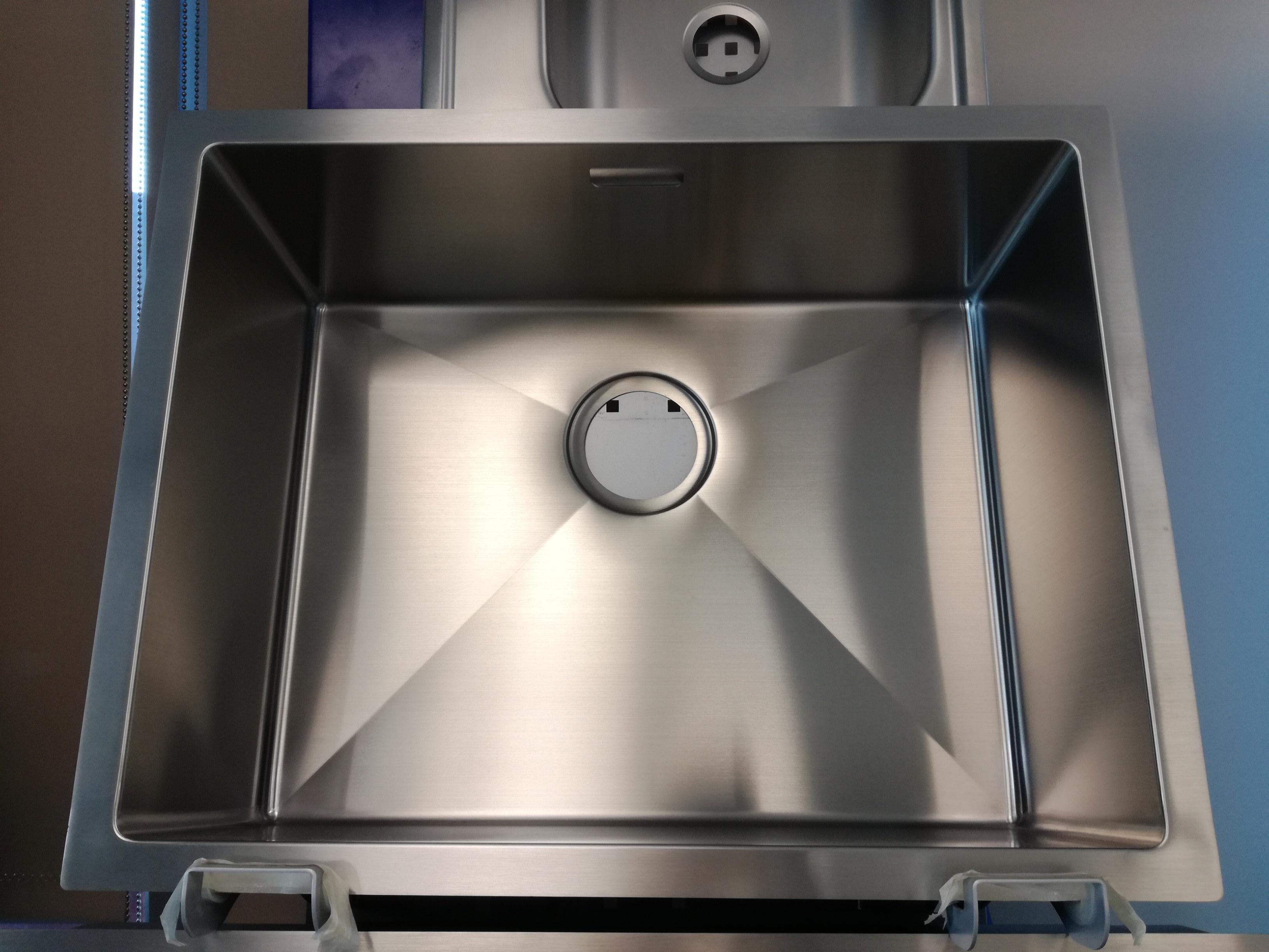 Undermount Stainless Steel Sink (wide) 951068