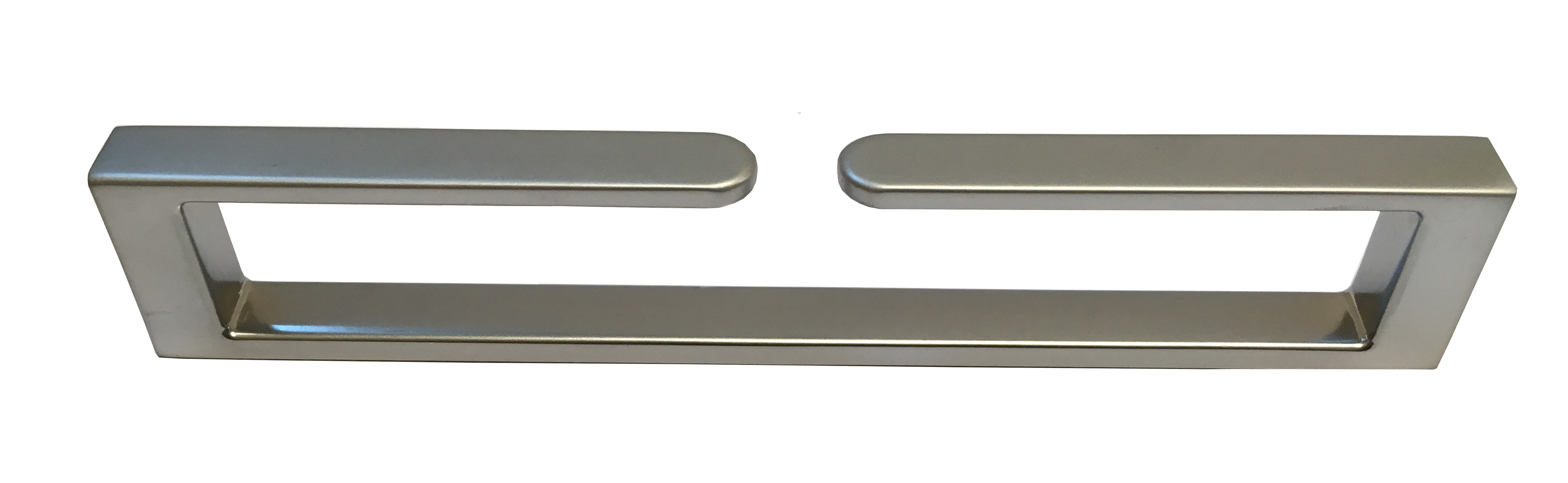 Aluminium Senior Handle UZ-SENIOR-160-05 Side Angle for Kitchen