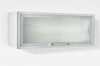 Silver Door Wall cabinet W100G1SA