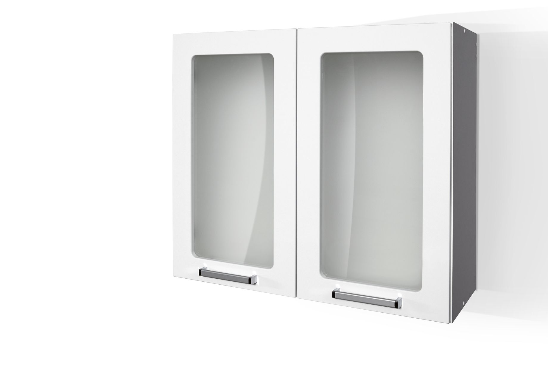 High Gloss White Wall Cabinet W60S for Kitchen