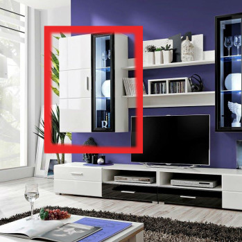 European Made Wall Cabinet for WU-2600-NR08 for Living Room